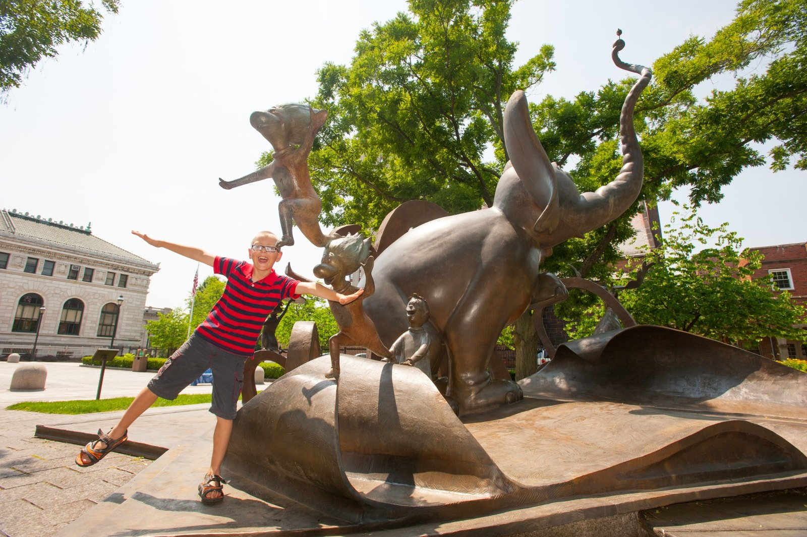 Dr Seuss Sculpture Garden Garden Ftempo